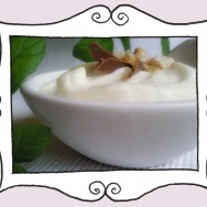 Syllabub z limonką i amaretto
