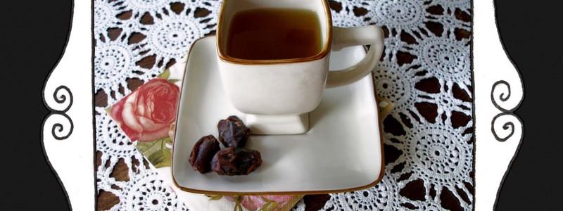 Herbata daktylowa