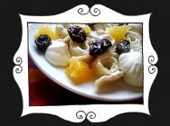 Przepis na deser Naleśniki z pomarańczą i bitą śmietaną