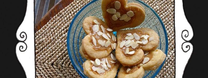 Ciastka z krówką