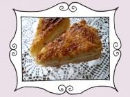 Przepis na doskonałe Ciasto Gruszkowe - sypane z chrupiącą maślaną skórką
