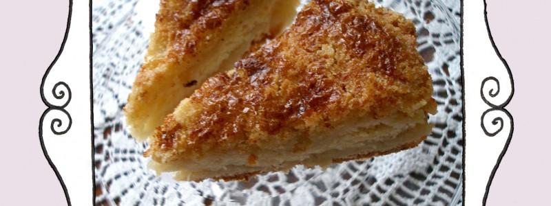 Ciasto gruszkowe sypane