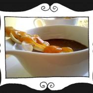 Czekoladowy karmel z orzechami