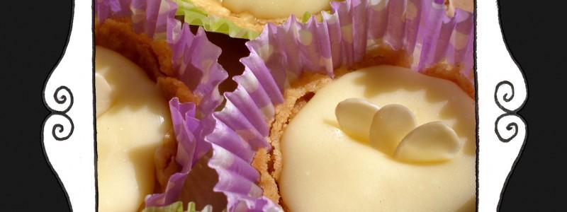 Babeczki cytrynowo-czekoladowe