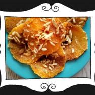 Marokańskie pomarańcze