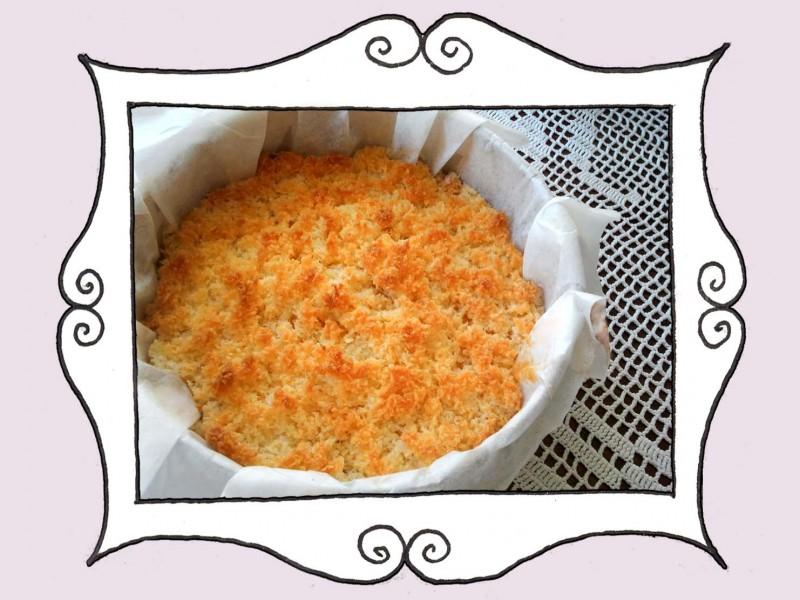 Ciasto kokosowo-maślane
