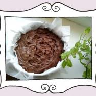 Ciasto czekoladowe wg Sophie Dahl